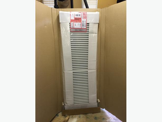 BARLO ROUND-TOP TYPE 11 SINGLE PANEL CONVECTOR RADIATOR