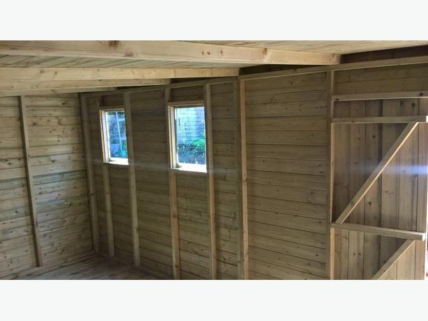 GARDEN SHEDS AND SUMMER HOUSES MADE TO ORDER FREE INSTALLATION