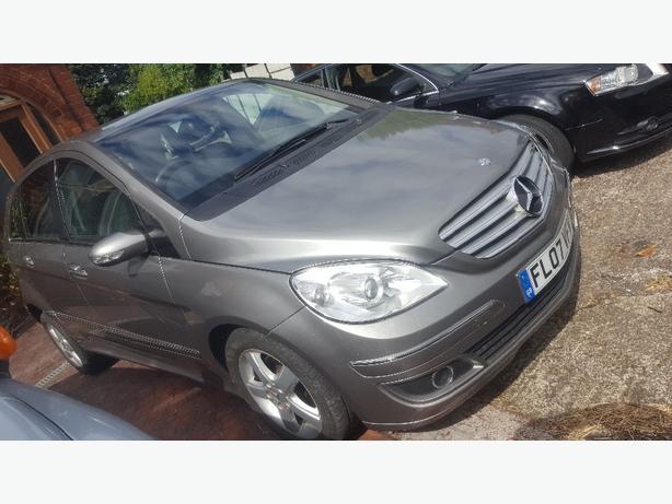 Mercedes b150 automatic 1.5