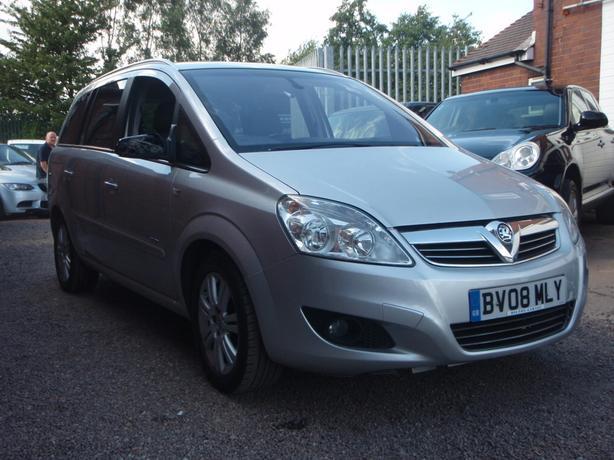 Vauxhall Zafira 1.8 i 16v Elite 5dr