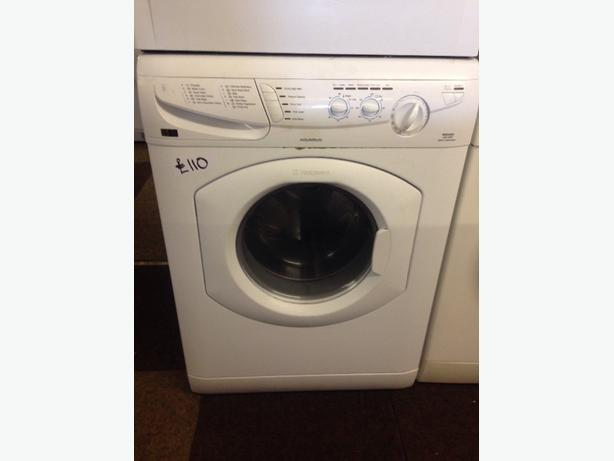 HOTPOINT WASHER /  DRYER 1200 SPIN