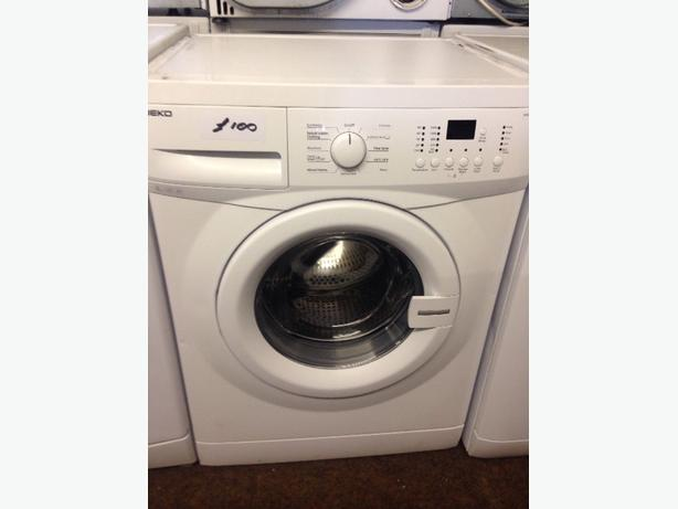 6KG WHITE BEKO 1500 SPIN WASHING MACHINE