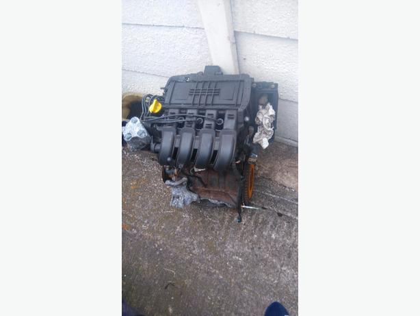 1.2 clio engine