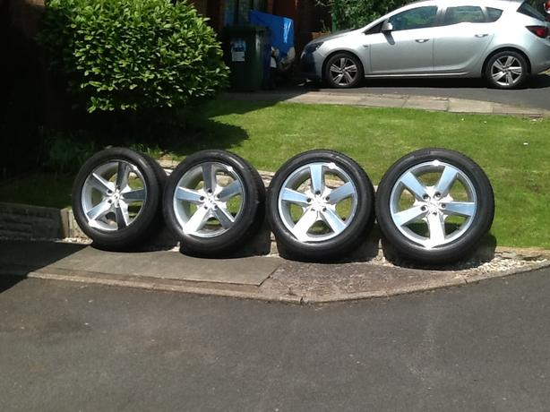 STARTECH  ALLOY WHEELS