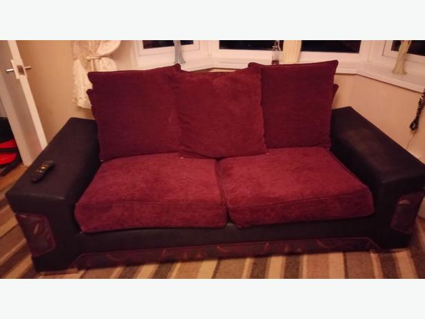 Chunky Oversized 2 seater and standard 2 seater (All Washable)