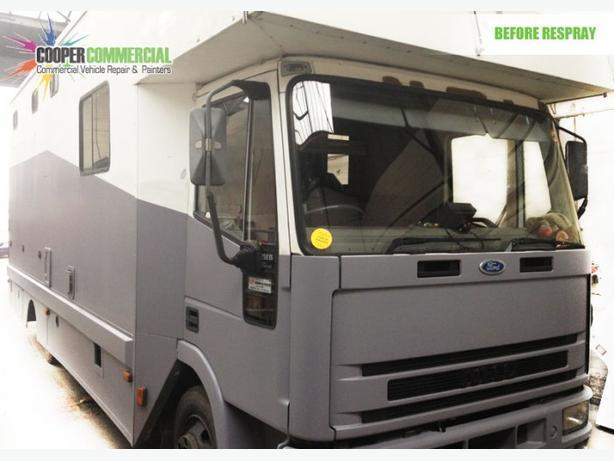 Van customizing
