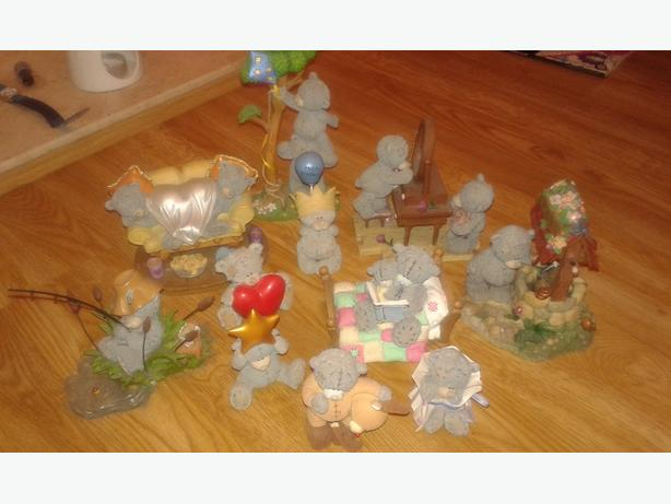 Tatty Ted collection