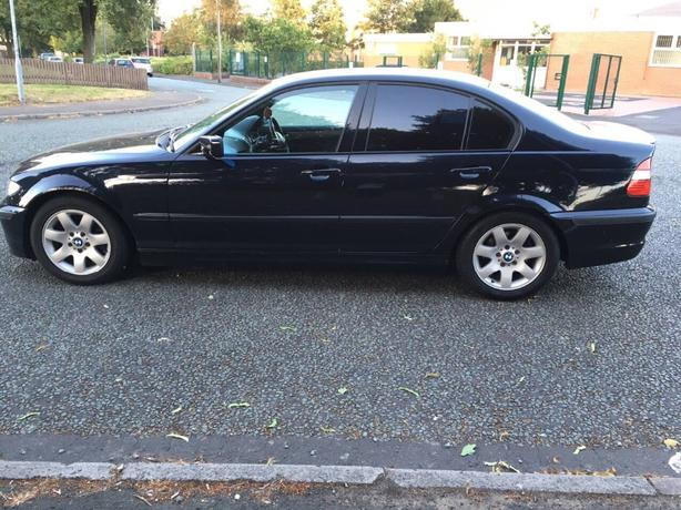 BMW 320D SPORT 2003 Diesel 2 keepers