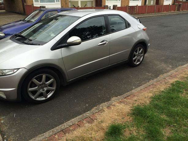 ***BARGAIN HONDA CIVIC 2.2CDTI 2005***