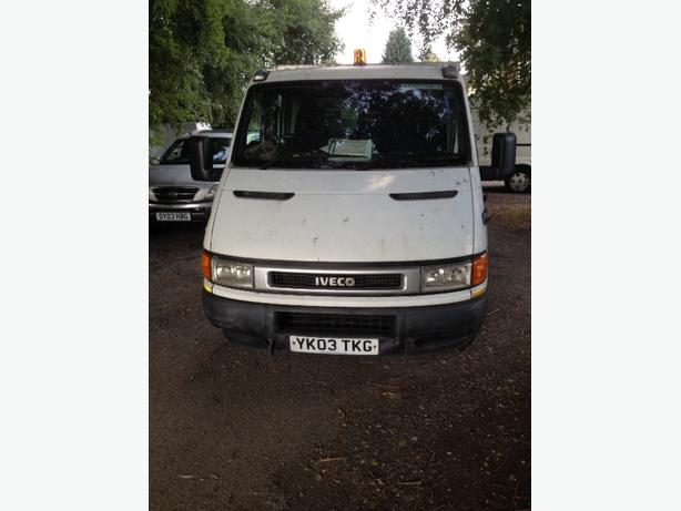 iveco crewcab pick up