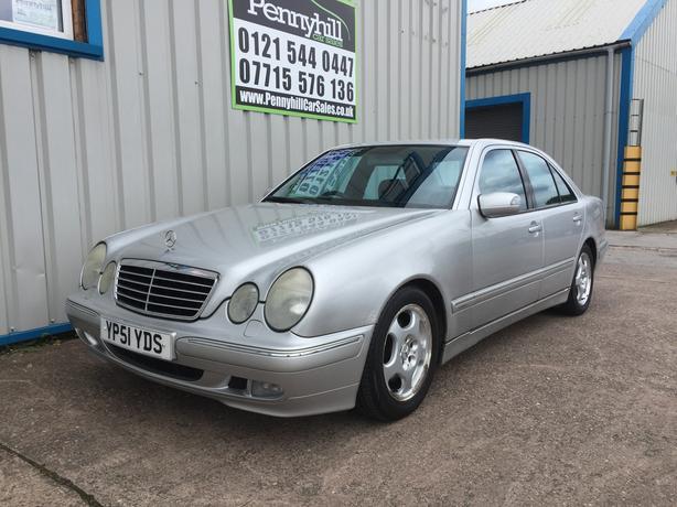 2001 Mercedes Benz E320 CDI Avantgarde **1 FORMER KEEPER* *S/H**