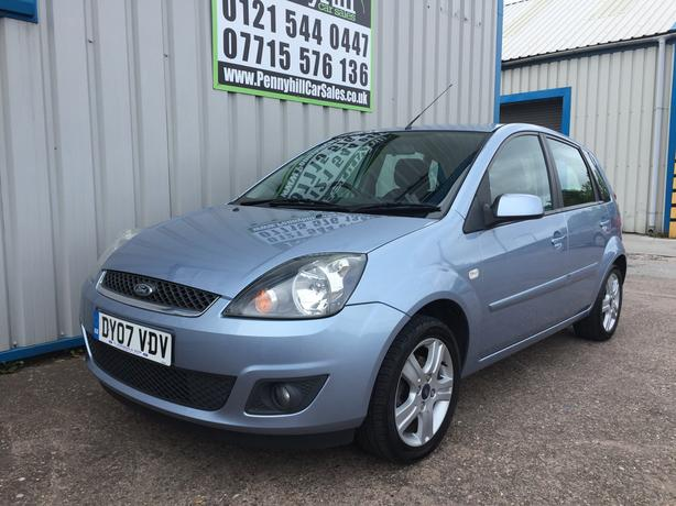 2007 Ford Fiesta 1.2 Zetec Climate **ONLY 39,000 MILES* *F/S/H**