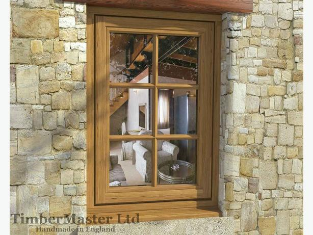 Flush Casement Timber Windows