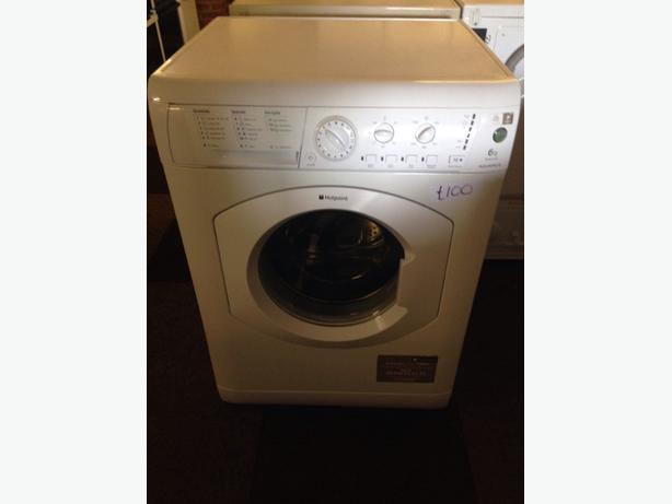 6KG HOTPOINT 1400 SPIN WASHING MACHINE6