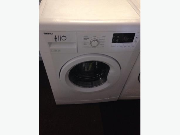 7KG BEKO LCD DISPLAY WASHING MACHINE..