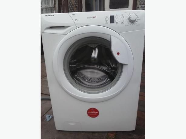 hoover 7kg  washing machine