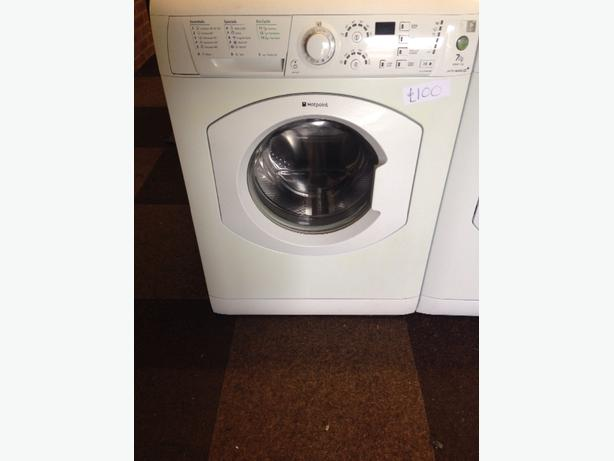 7KG HOTPOINT ECO TECH WASHING MACHINE1