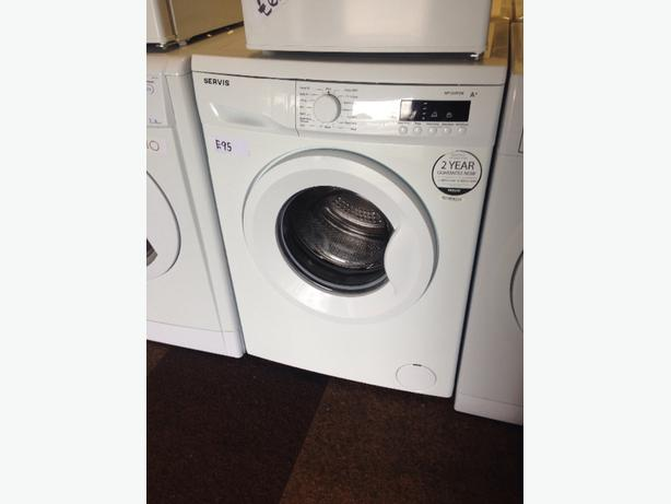 6KG SERVIS WASHING MACHINE