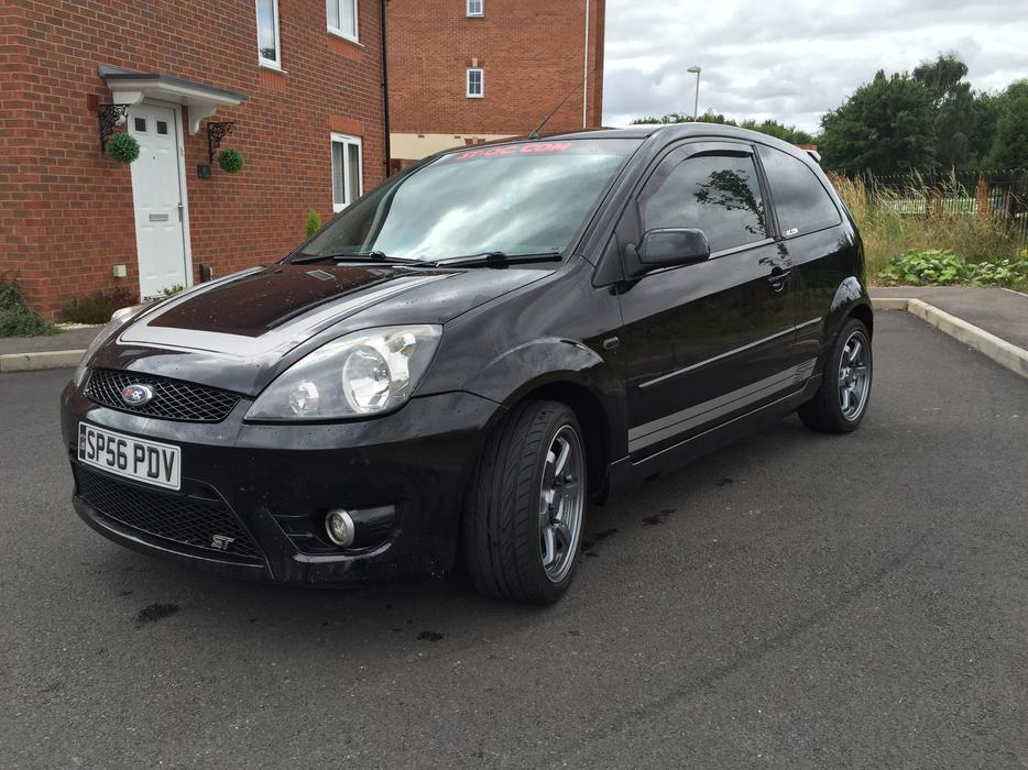 2006 ford fiesta st 150 dudley wolverhampton. Black Bedroom Furniture Sets. Home Design Ideas
