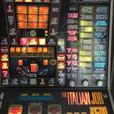 The Italian job fruit machine!