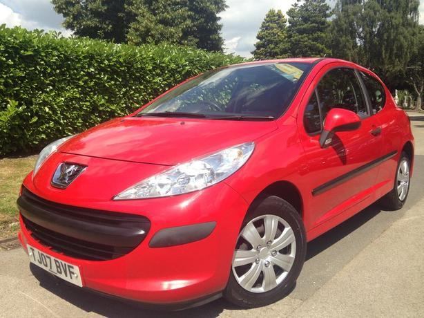 Peugeot 207 1.4 8V URBAN