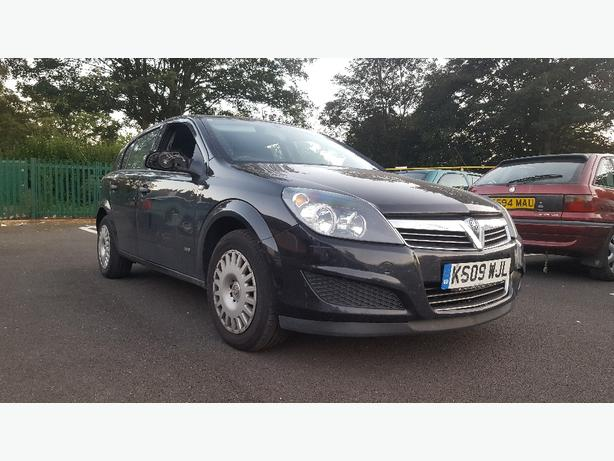 VAUXHALL ASTRA 1.7 DIESAL WITH MOT