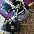 3in1 pushchair
