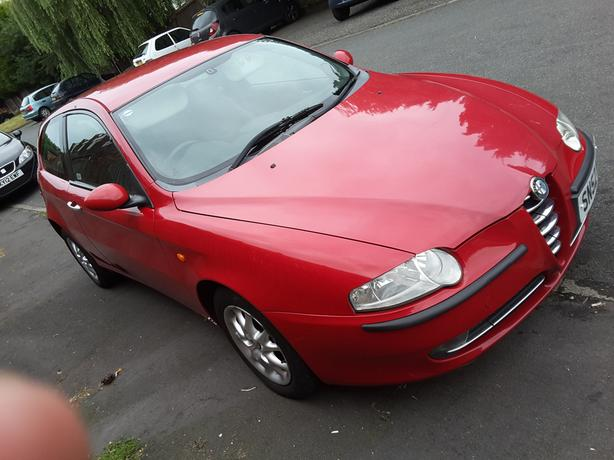 alfa romeo 147 twinspark swaps welcome may be meganne or simmala