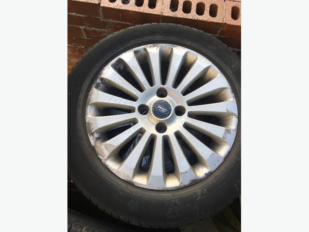 mk1 RS alloys wheels