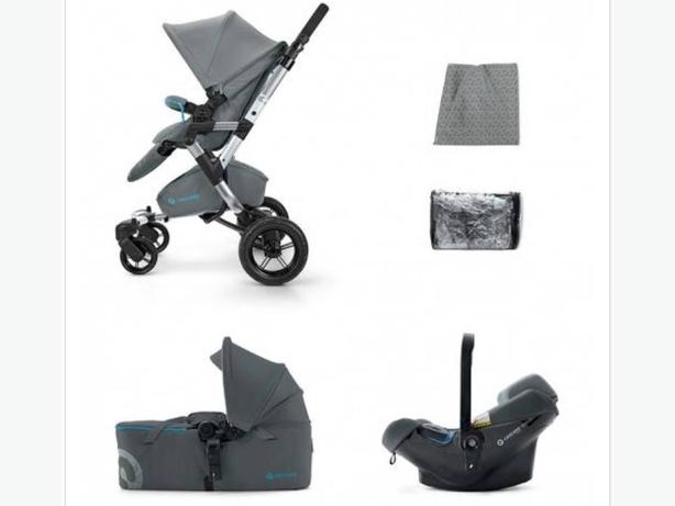 concord neo pushair travel system with isofix