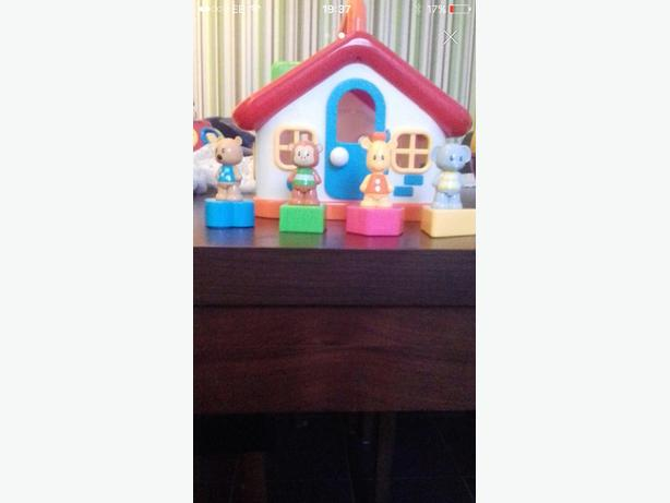 for all fisher price sorting shaper and elc house