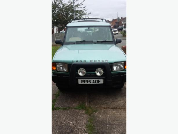 discovery 3.9 v8 gas converted swapss
