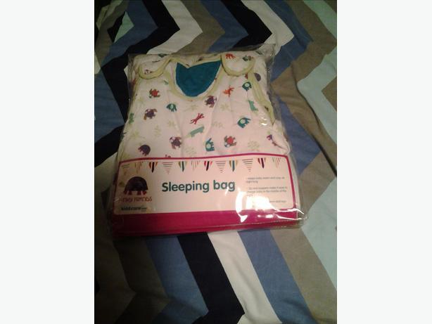 sleeping bag (6-18 months)
