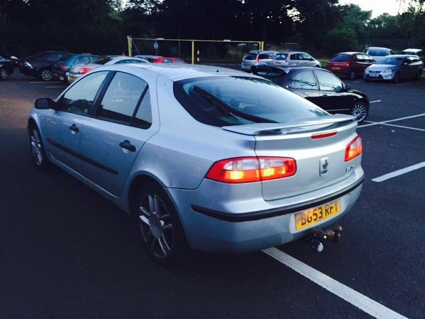 Renault Laguna With Mot Wolverhampton Wolverhampton
