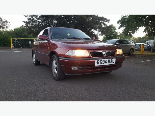 VAUXHALL ASTRA 1.6 WITH MOT