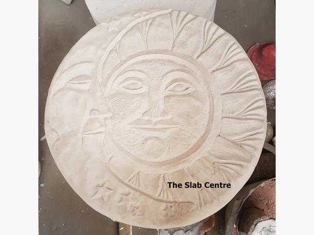 *NEW* Sun & Moon Stepping Stones 380mm