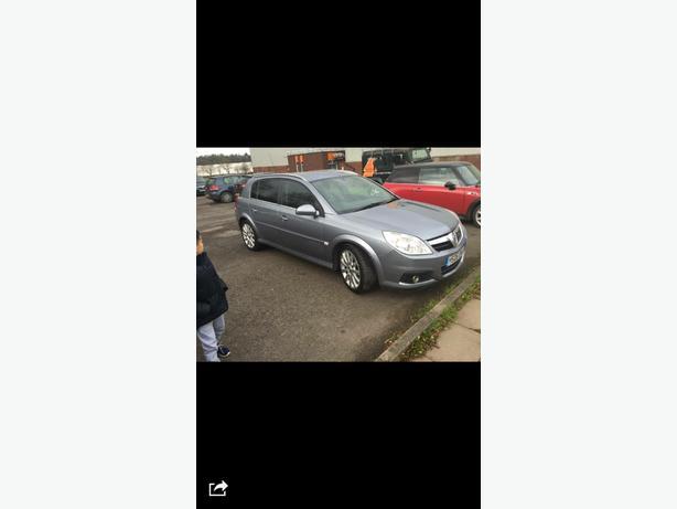 vauxhall signum 1.8 td diesiel auto for sale