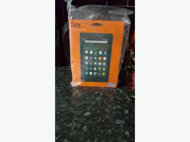 Brand new amazon fire tablet