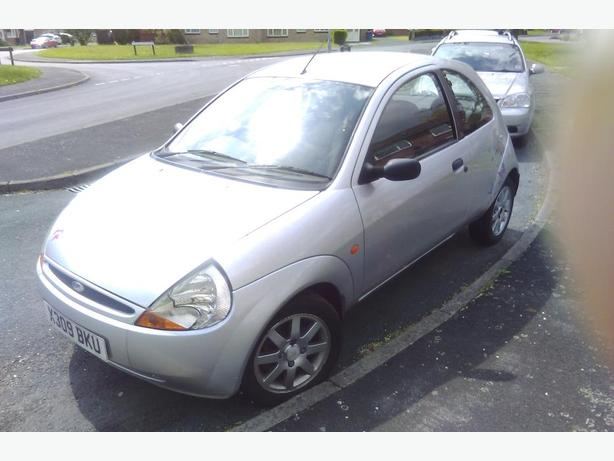 FORD KA LUX, MOT MARCH 17, FULL LEATHERS, (LOOK LOW Miles 92k)