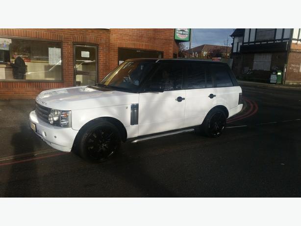 range rover td6 sale or swap