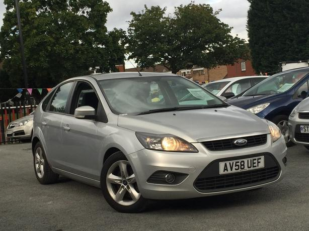 Ford Focus 1.8 TDCI 115 ZETEC (7 FORD STAMPS)