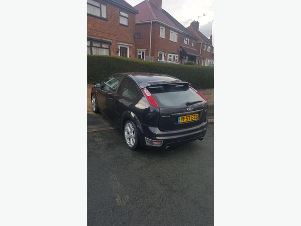 FULL FORD SERVICE HISTORY 62K FORD FOCUS ST-3 BLACK