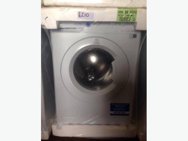 BRAND NEW INDESIT WASHING MACHINE