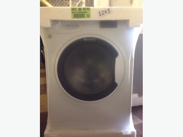 BRAND NEW HOTPOINT 9KG WASHING MACHINE