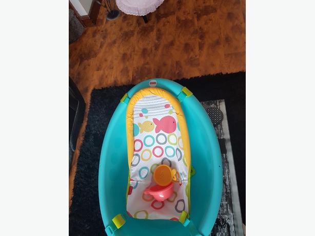 fisher-price baby bath