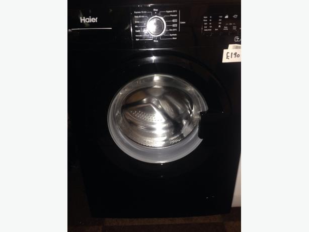 HAIER WASHING MACHINE 7KG