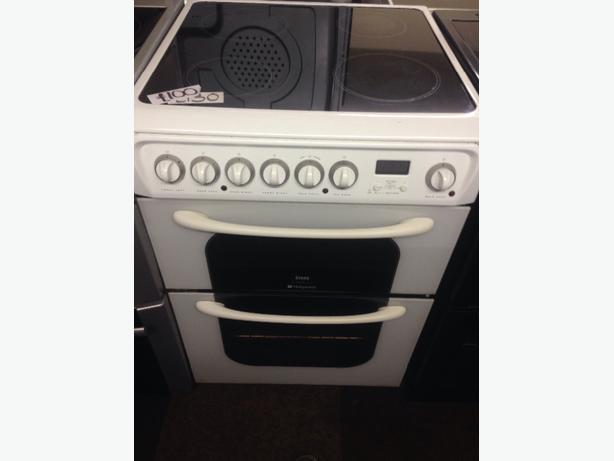 CREDA HOTPOINT 60CM ELECTRIC COOKER0