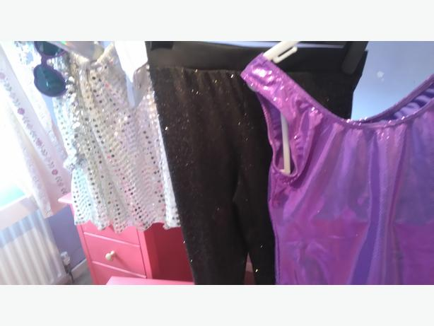 2 dance wear out fits
