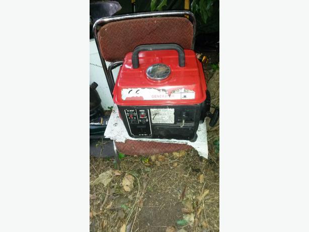 petrol generator full working order