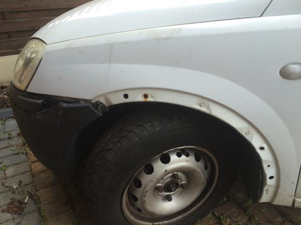 vauxhall combo spares or repair
